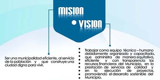 VISION MISION CONCEJO MUNICIPAL copia